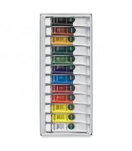 Reeves | Комплект акрилни бои 12 цвята (12 ml)