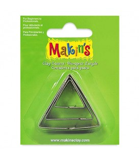 Makin's Shape Cutters Set of 3 - Triangle