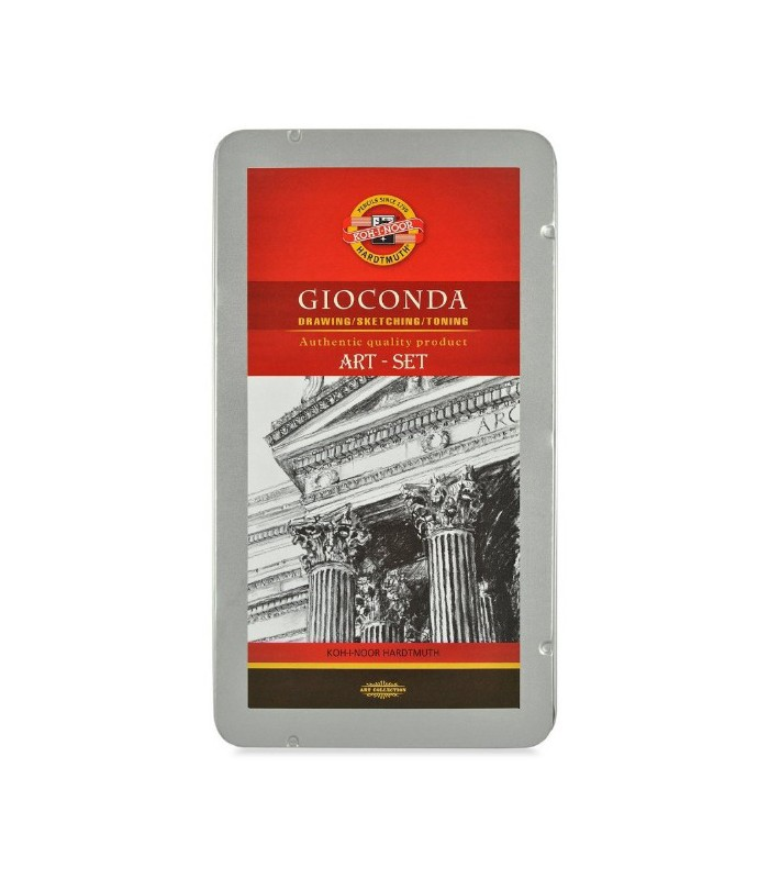 Koh I Noor Gioconda Drawing Set With Graphite And