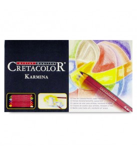 Cretacolor Karmina Colored Pencil Set of 12