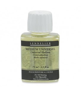 Sennelier Universal Medium for Oil Painting 75 ml