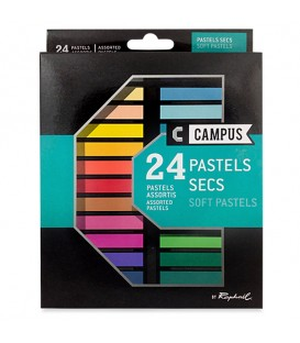 Raphael Campus Soft Pastels Set of 24