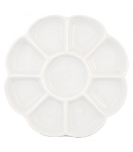 Tintoretto Porcelain Flower Palette 200 mm
