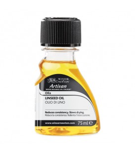 Artisan Water Mixable Linseed Oil 75 ml