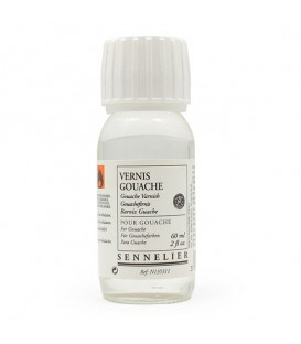 Sennelier | Лак за гваш бои 60 ml