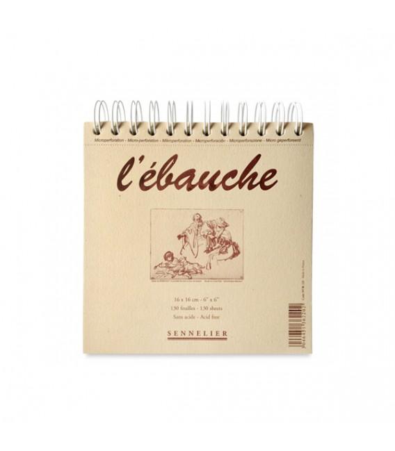 Sennelier Ebauche Sketch Pad 130 Sheets