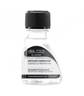 Distilled Turpentine Winsor & Newton 75 ml