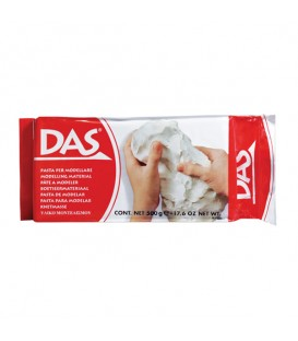 Das Air Drying Modelling Clay White