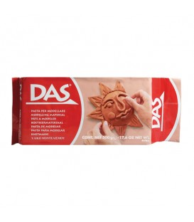 Das Air Drying Modelling Clay Terracotta