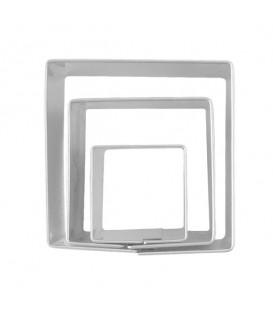 Makin's Shape Cutters Set of 3 - Square