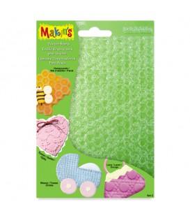 Makin's Texture Sheets Set C, 4 psc