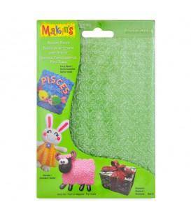 Makin's Texture Sheets Set E, 4 psc