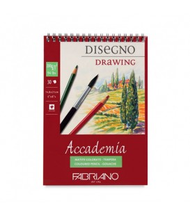 Fabriano Accademia Drawing Pad 30 Sheets 200 g/m²