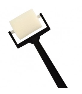 Sponge Roller Brush for Stencil with Plastic Handle Tintoretto S58