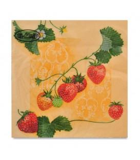 """Decoupage Paper Napkin """"ti-flair"""" 33 x 33cm"""