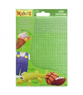 Makin's | Комплект 'B' текстурни листи четири броя