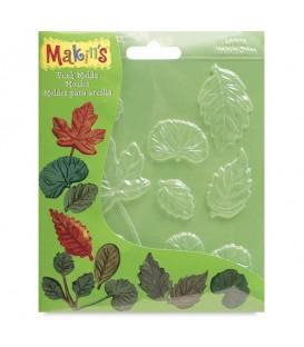 Makin's | Шаблони за създаване на 3d форми – листа
