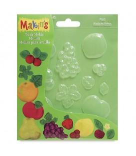 Makin's | Шаблони за създаване на 3d форми – плодове