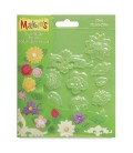 Makin's Push Molds – Floral