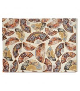 """Decorative Paper """"Fans"""" Tassotti 50 x 70 cm 85 g/m²"""