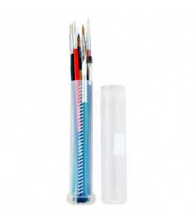 Telescopic Paint Brush Holder for Short and Long Handled Brushes