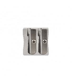 Dual-Hole Metal Pencil Sharpener Koh-i-noor