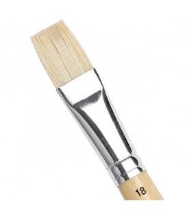 Flat Brush Tintoretto S352 Chinese Bristle