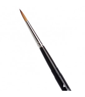 Round Pocket Brush Tintoretto S1329 Bronze Synthetic