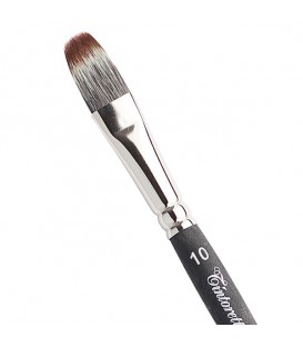 Filbert brush Tintoretto S548 Ferret Synthetic Fiber