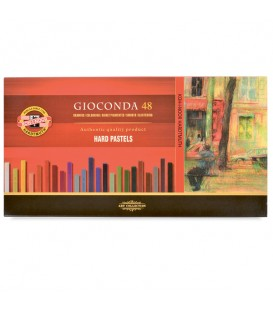Set of hard pastels Koh-I-Noor Gioconda 48 colors  8116
