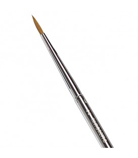Round Pocket Brush Tintoretto S1345 Gold Synthetic