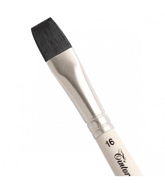 Flat brush Tintoretto S783 Neptune Synthetic Fiber