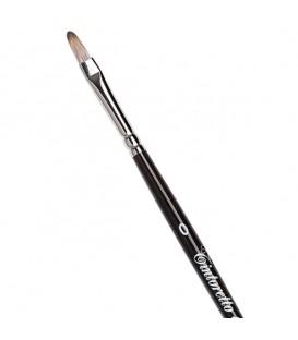 Filbert Brush Tintoretto S428 Mongoose Synthetic Fibre Long Handle