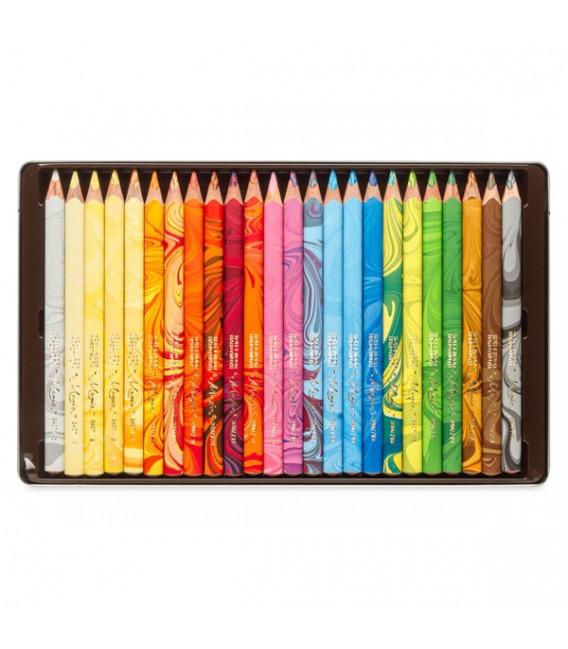 Koh-I-Noor Set оf 23+1 coloured MAGIC pencils
