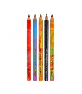 """Koh-I-Noor Set of pencils """"Magic"""" 5 pcs. in a blister"""