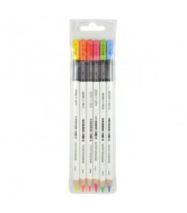 Set of highlighter pencils Koh-I-Noor 3415 6 pcs.