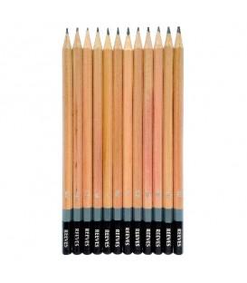 Reeves | Комплект графитни моливи 12 броя