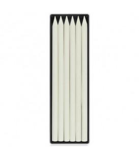 Koh-I-Noor | Gioconda Бяла креда 6 броя 5.6 mm
