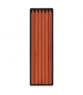 Koh-I-Noor | Gioconda Креда – кафяво червена сепия 6 броя 5.6 mm