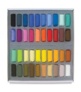 Sennelier | Сухи пастели половинки 40 цвята