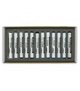 Koh-i-noor | Toison d'Or Сухи пастели сива гама 12 цвята