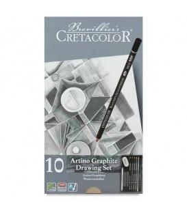 Cretacolor | Artino Graphite Комплект водоразтворими моливи