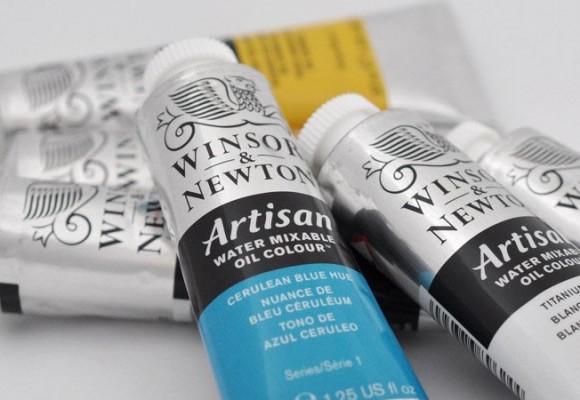 Artisan Oil Colour Characteristics