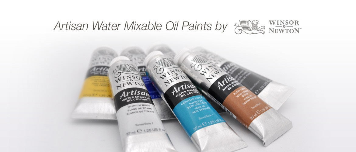 Artisan Watermixable Oil Colour 37 ml by Winsor & Newton